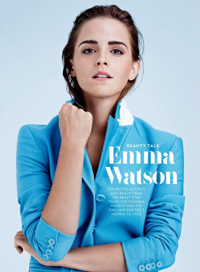 Emma Watson in InStyle US (May 2017)