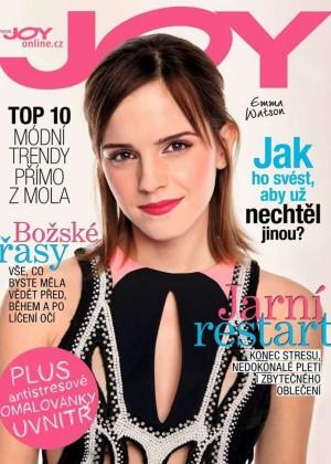 Emma Watson - Joy Czech Republic Cover (April 2016)