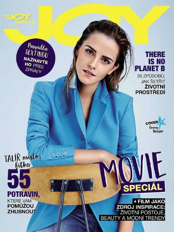 Emma Watson - Joy Magazine cover (Czech - March 2020)