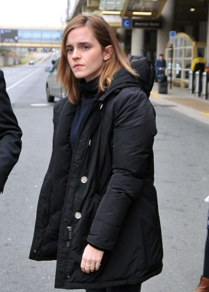 Emma Watson out and about in Washington