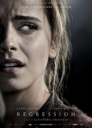 Emma Watson - Regression Poster