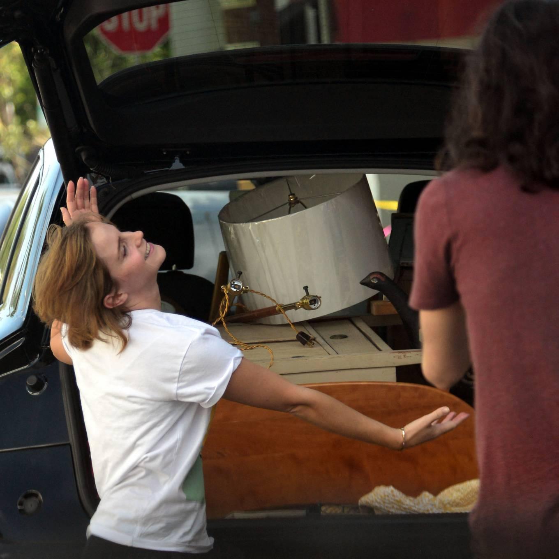Emma Watson 2021 : Emma Watson – Shopping candids in West Hollywood-10