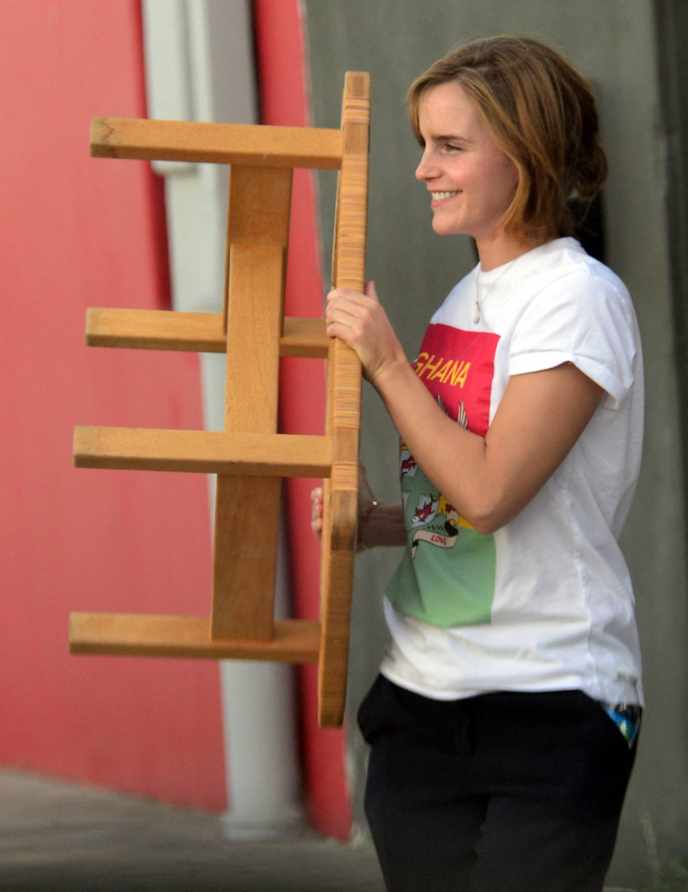 Emma Watson - Shopping candids in West Hollywood