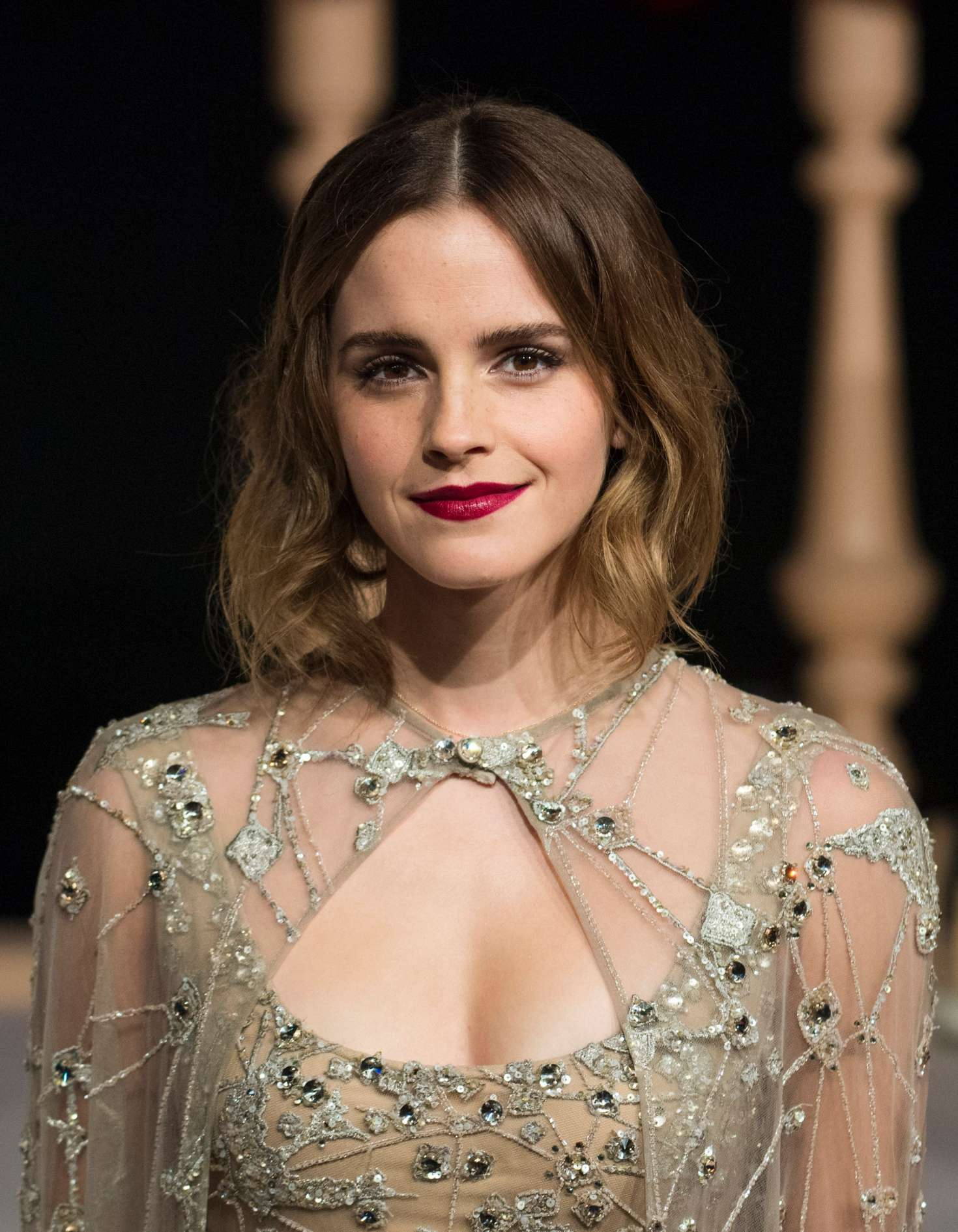 Emma Watson - 'The Beauty and The Beast' Premiere in Shanghai