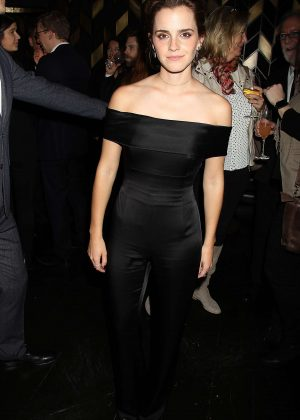 Emma Watson - 'The Circle' After Party in New York