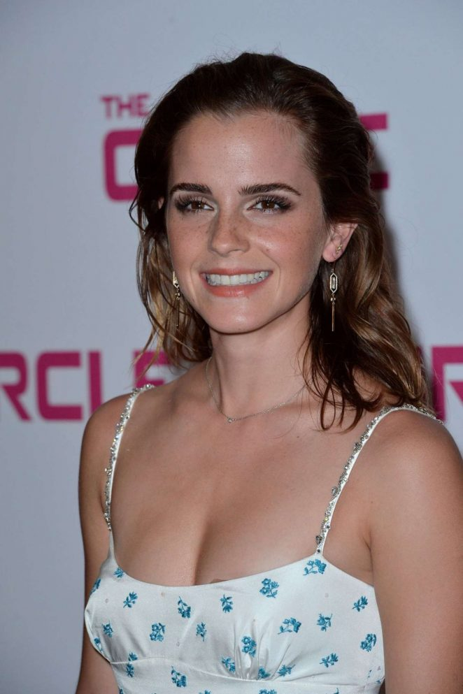 Emma Watson The Circle Premiere In Paris 03 Gotceleb