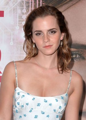 Emma Watson - 'The Circle' Premiere in Paris