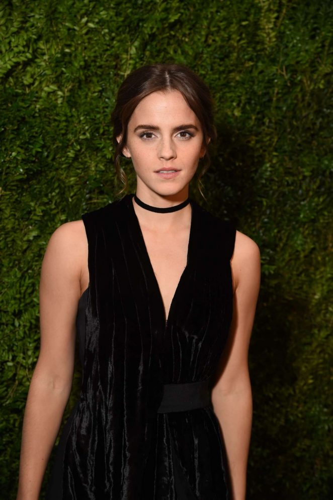 Emma Watson - The Museum of Modern Art Film Benefit in NY