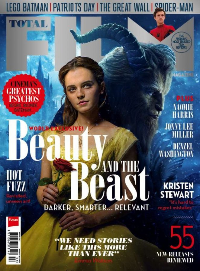 Emma Watson - Total Film Cover Magazine (February 2017)