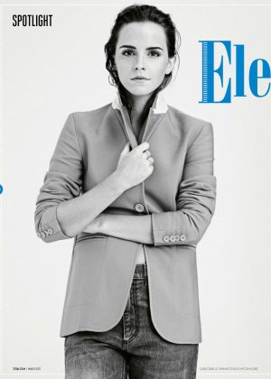 Emma Watson - Total Film Magazine (February 2017)