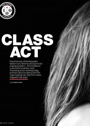 Emma Watson: Total Film 2015 -02
