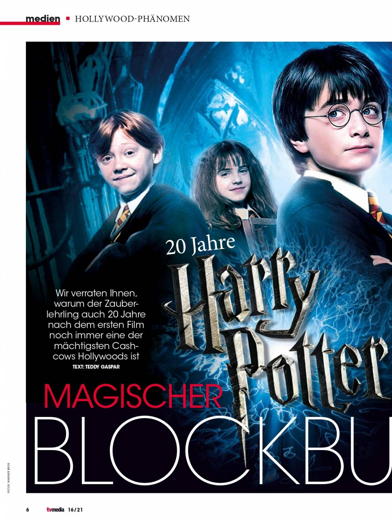 Emma Watson 2021 : Emma Watson – TV Media Magazine (April 2021)-03