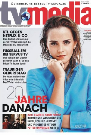Emma Watson - TV Media Magazine (April 2021)