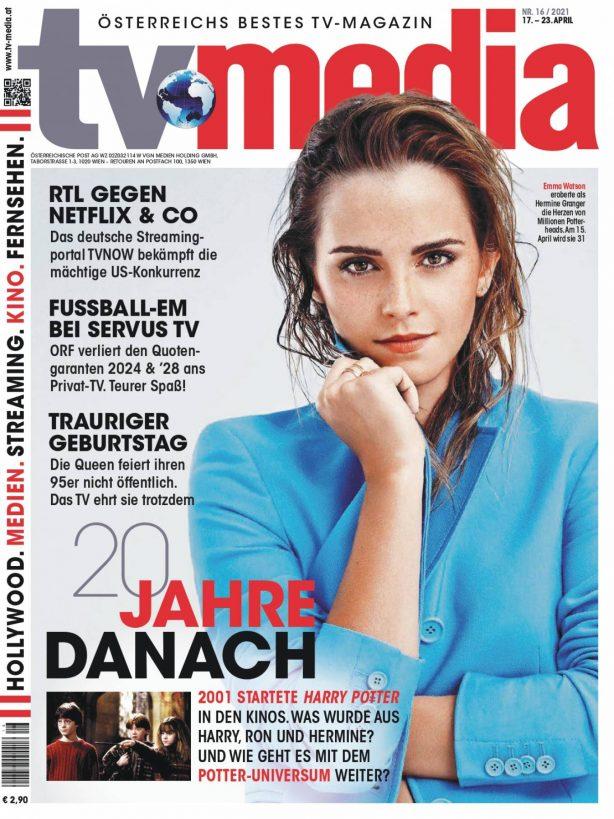 Emma Watson - TV Media Magazine (April 2021)