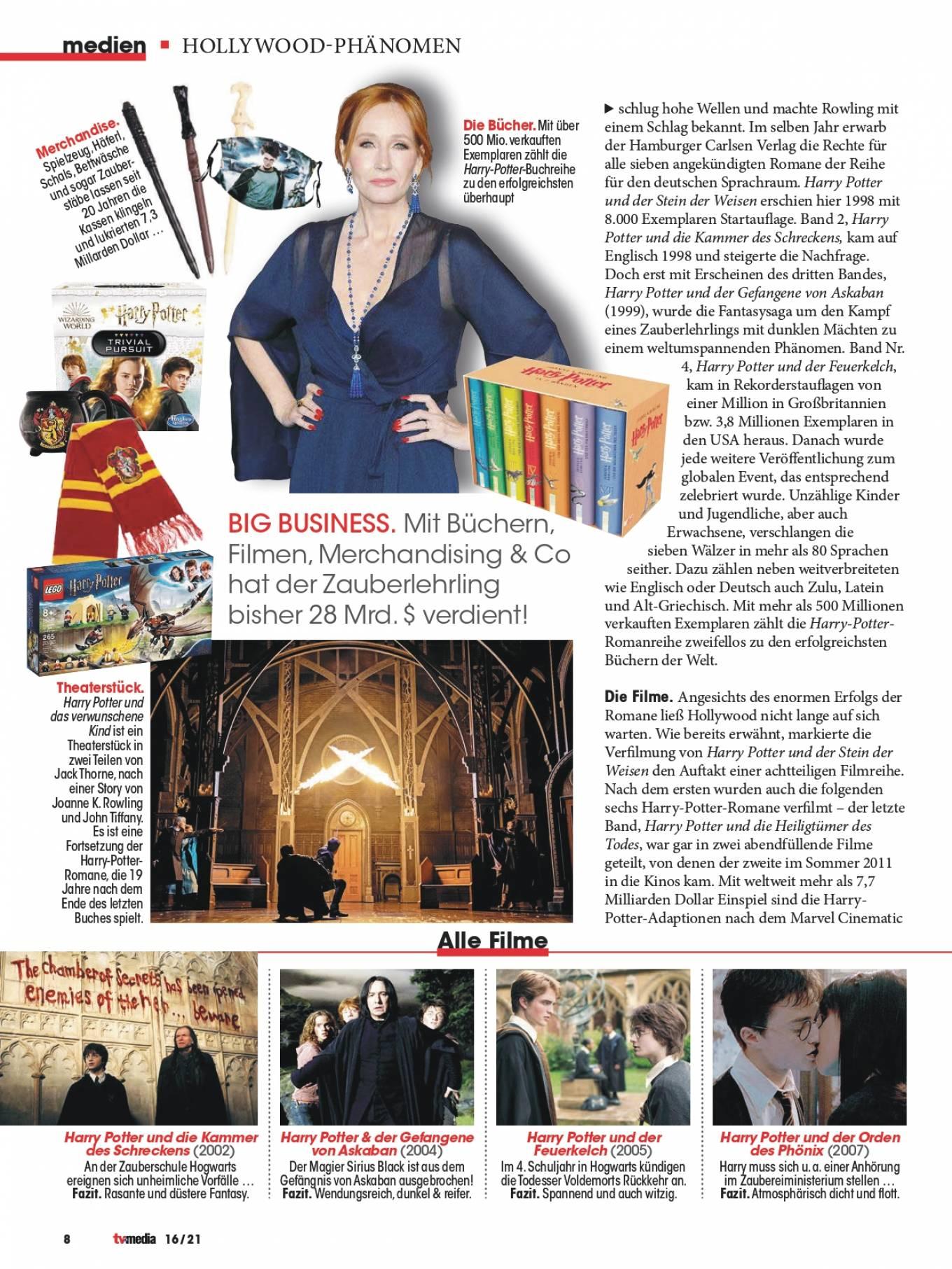 Emma Watson 2021 : Emma Watson – TV Media Magazine (April 2021)-05