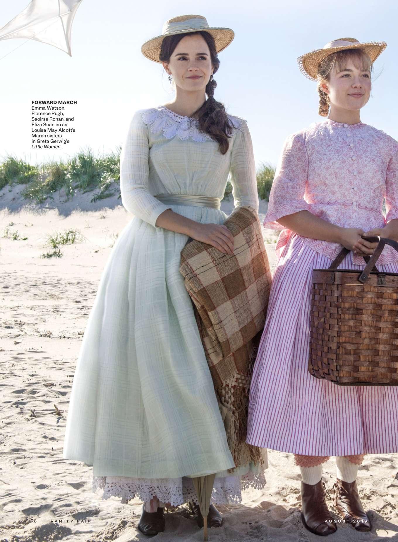 Emma Watson - Vanity Fair August 2019