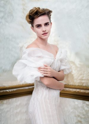 Emma Watson - Vanity Fair Magazine (April 2017)