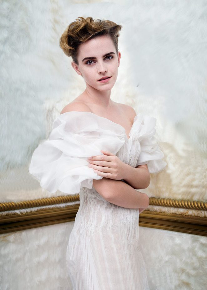 Emma Watson - Vanity Fair Magazine (April 2017)