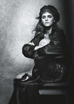 Emma Watson - Vogue Australia Magazine (March 2018)