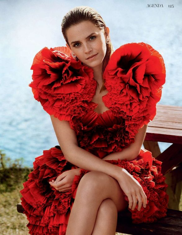 Emma Watson - Vogue Espana Magazine (December 2019)