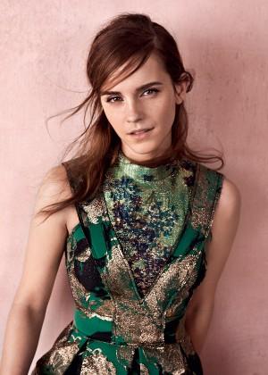 Emma Watson: Vogue UK 2015 -02