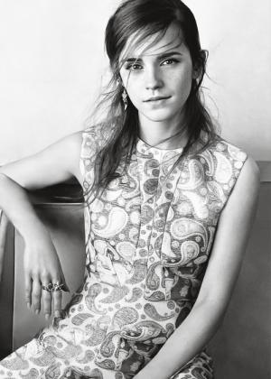 Emma Watson: Vogue UK 2015 -03