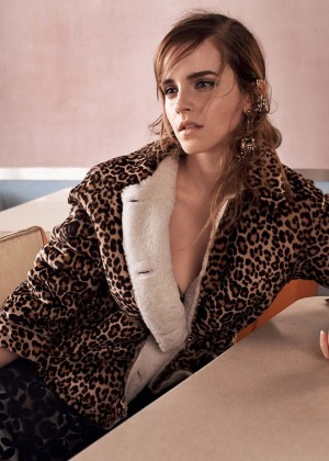 Emma Watson - Vogue UK Magazine (September 2015)