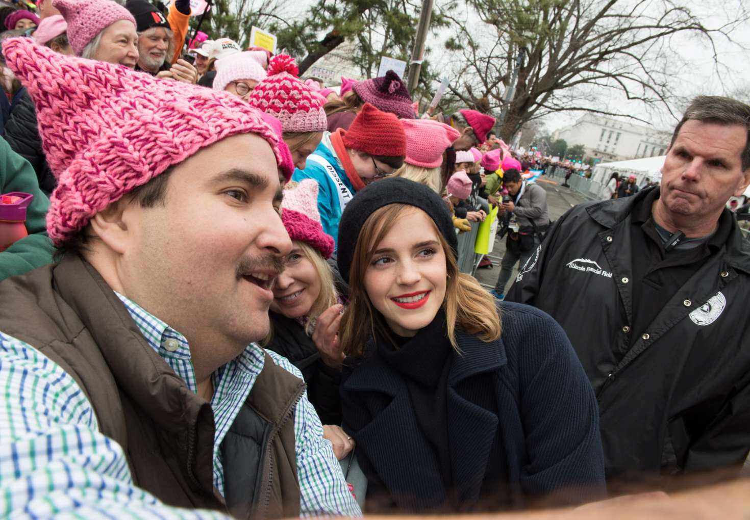 Emma-Watson:-Womens-March-on-Washington-