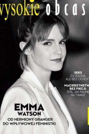Emma Watson - Wysokie Obcasy Poland Cover (May 2019)