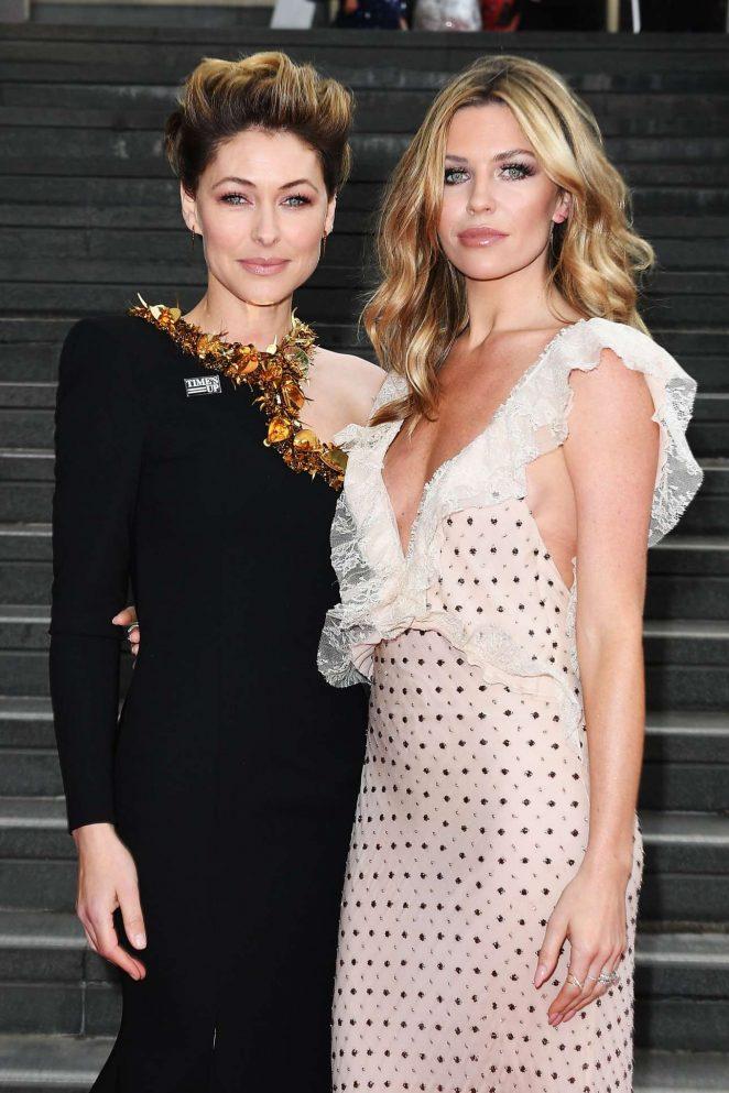 Emma Willis - 2018 British Academy Television Awards