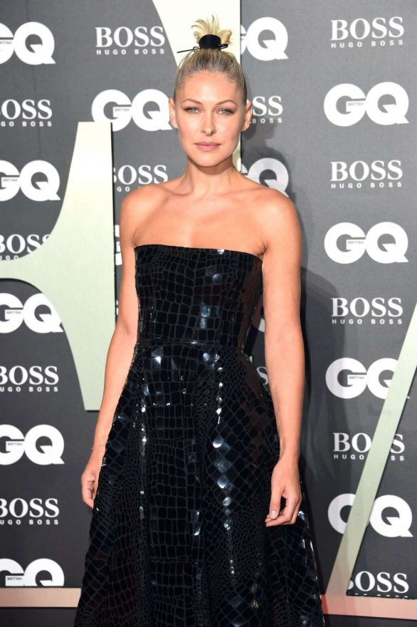 Emma Willis - GQ Men Of The Year Awards 2019 in London