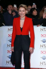 Emma Willis - National Television Awards 2020 in London