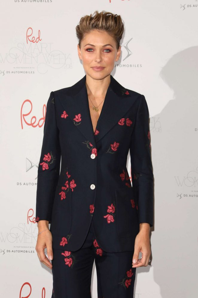 Emma Willis - Red Magazine's 20th Birthday Party in London