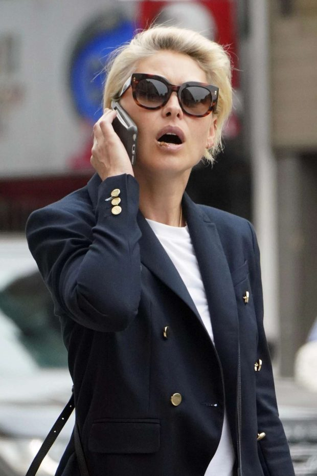Emma Willis - Shopping in Central London