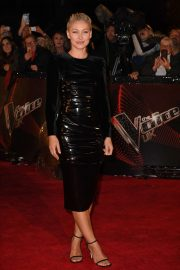 Emma Willis - The Voice UK Blind Auditions in Manchester