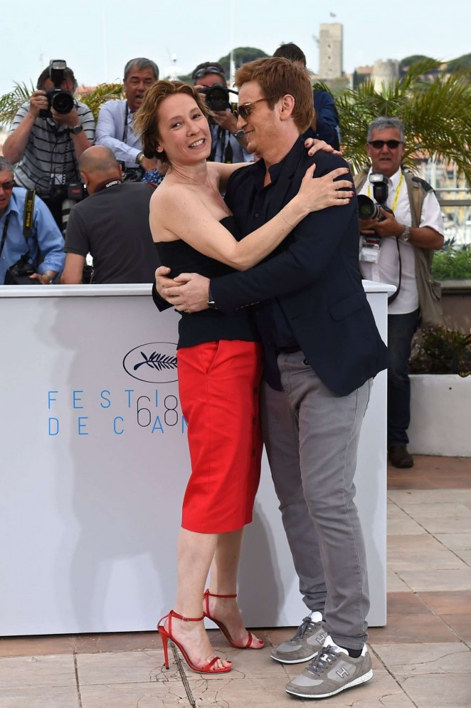 Emmanuelle Bercot: La Tete Haute Photocall at 2015 Cannes -02