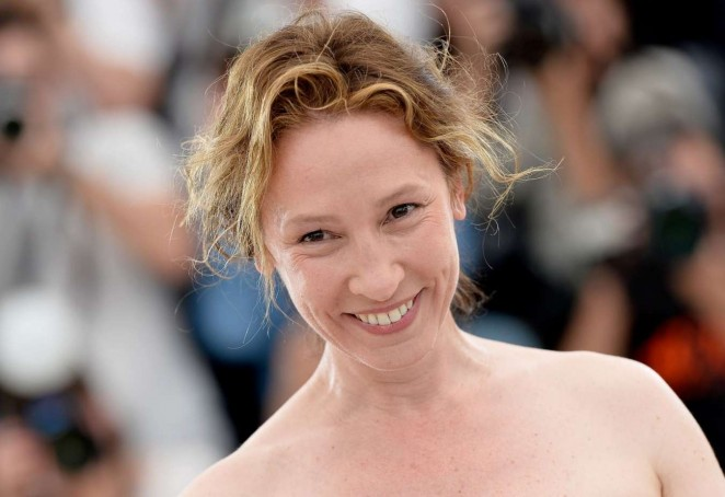 Emmanuelle Bercot: La Tete Haute Photocall at 2015 Cannes -04