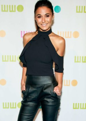 Emmanuelle Chriqui - 13th Annual Worldwide Orphans Gala in NY