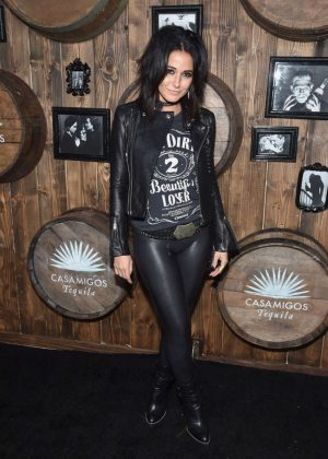 Emmanuelle Chriqui - 2016 Casamigos Tequila Halloween Party in Beverly Hills