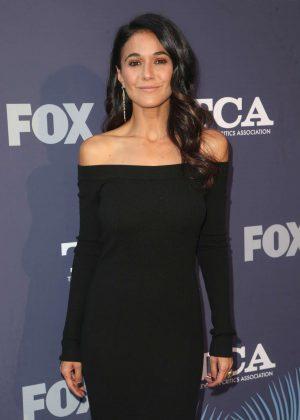 Emmanuelle Chriqui - 2018 FOX Summer TCA 2018 All-Star Party in LA