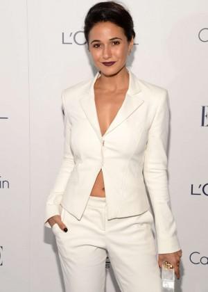 Emmanuelle Chriqui - 2015 ELLE Women in Hollywood Awards in LA