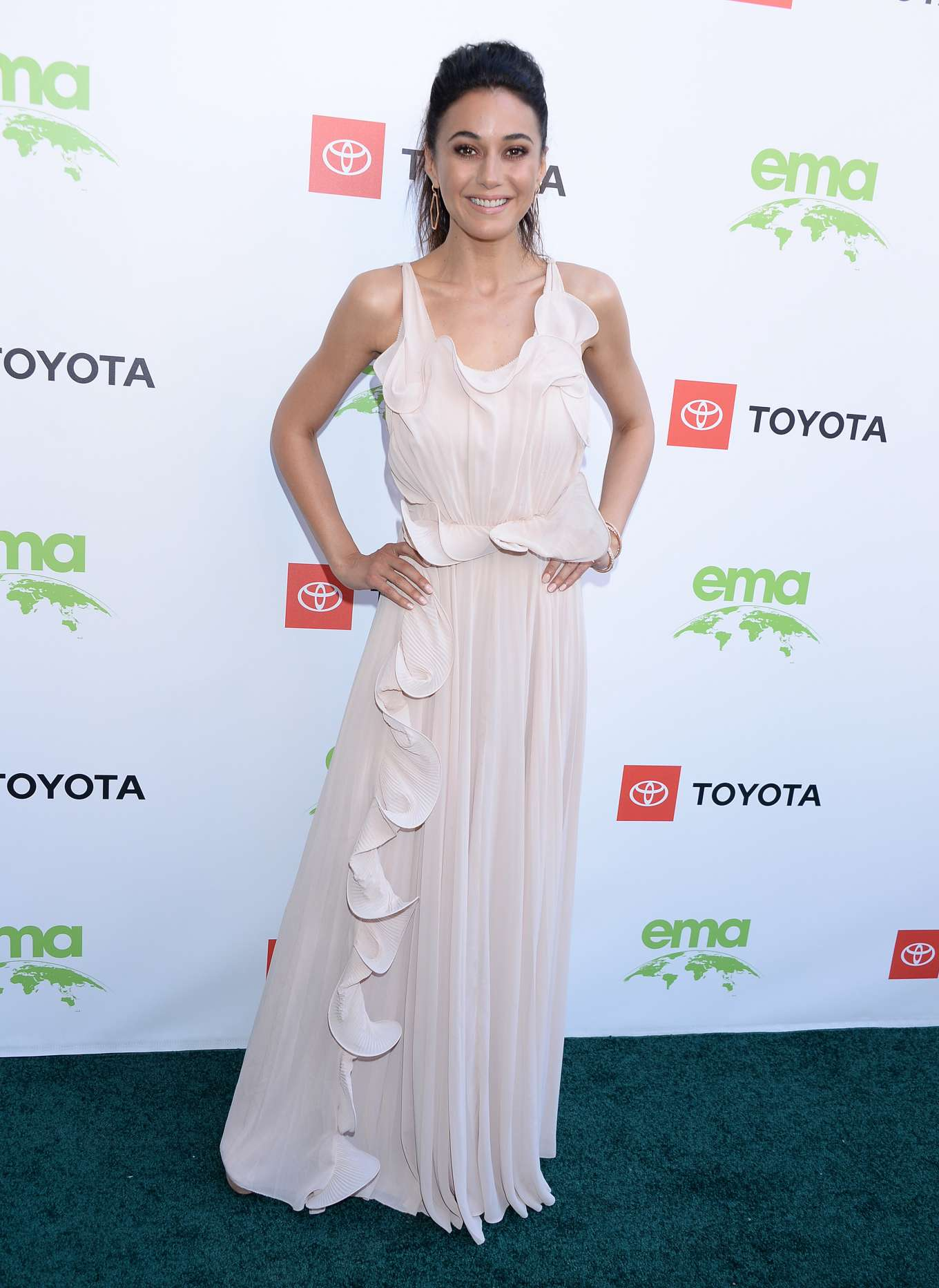 Emmanuelle Chriqui - 29th Annual Environmental Media Awards in Beverly Hills