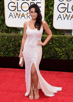 Emmanuelle Chriqui - 2015 Golden Globe Awards in Beverly Hills