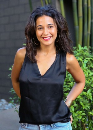 Emmanuelle Chriqui - A Concrete River Reviving The Waters Of LA Premiere in North Hollywood