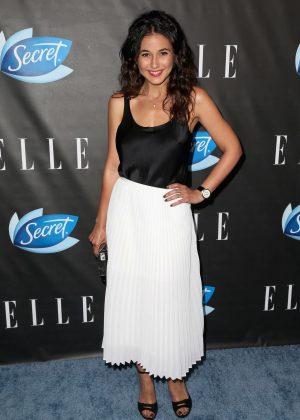 Emmanuelle Chriqui - ELLE Hosts Women In Comedy Event in West Hollywood