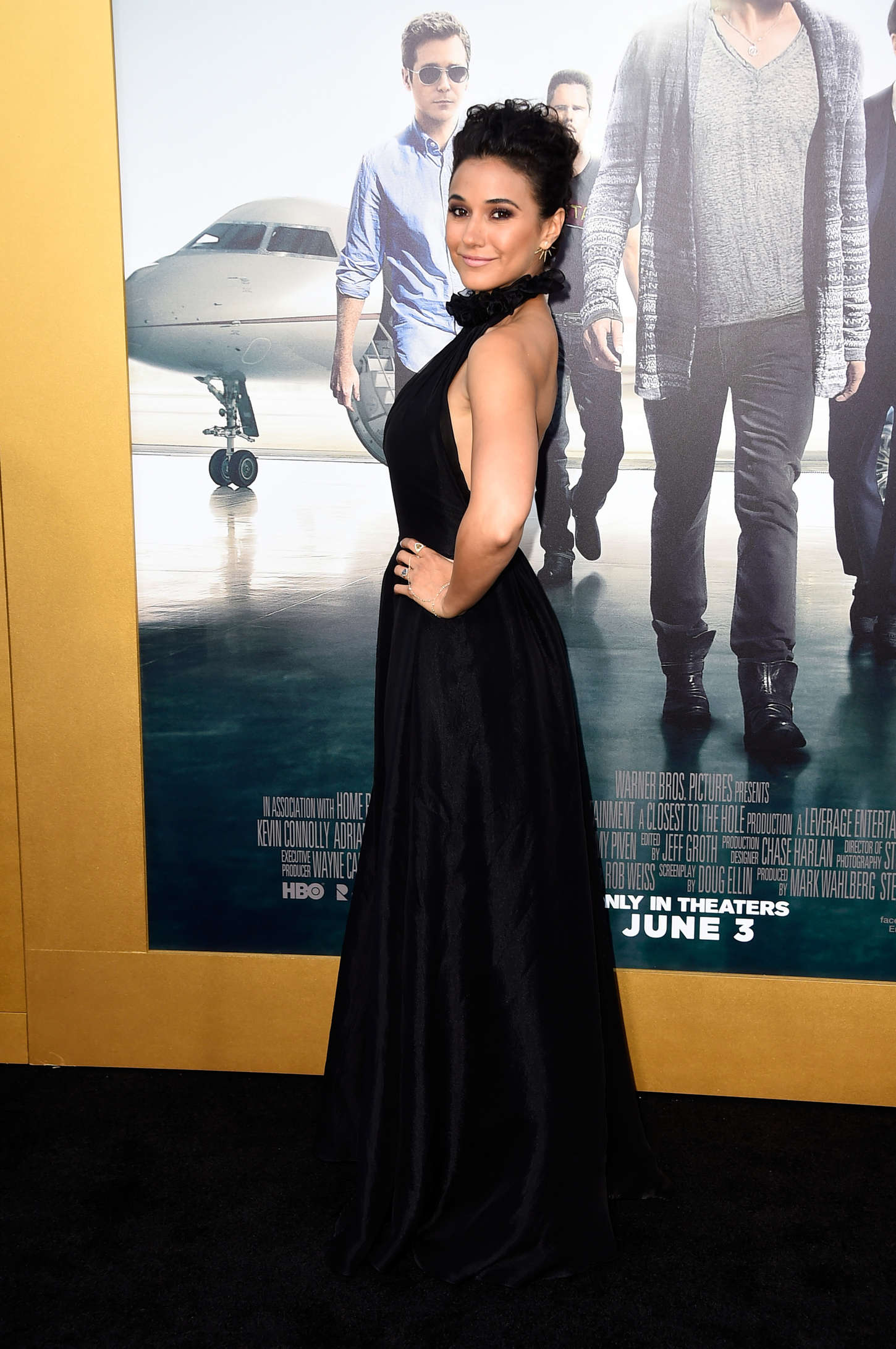 Emmanuelle Chriqui - 'Entourage' Premiere in Westwood