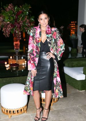 Emmanuelle Chriqui - 'Krug Journey Malibu' Event