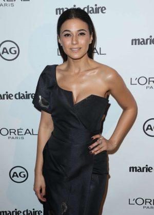 Emmanuelle Chriqui - Marie Claire's Image Maker Awards 2017 in LA