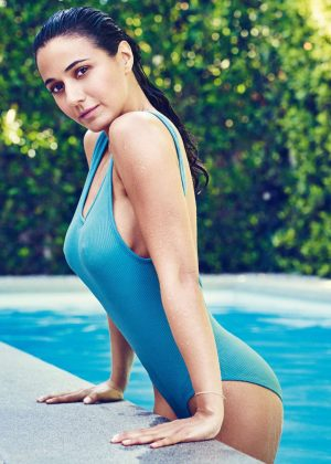 Emmanuelle Chriqui - Men's Health Magazine (April 2018)