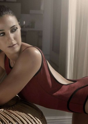 Emmanuelle Chriqui - Ocean Drive Magazine (May/June 2015)